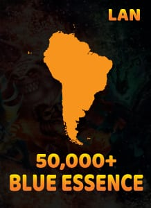 LAN 50,000 Blue essence