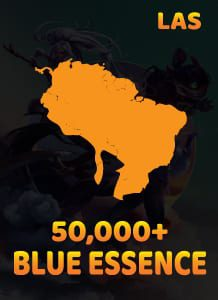 LAS 50k BE LoL