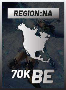 NA 70k on a gradient background