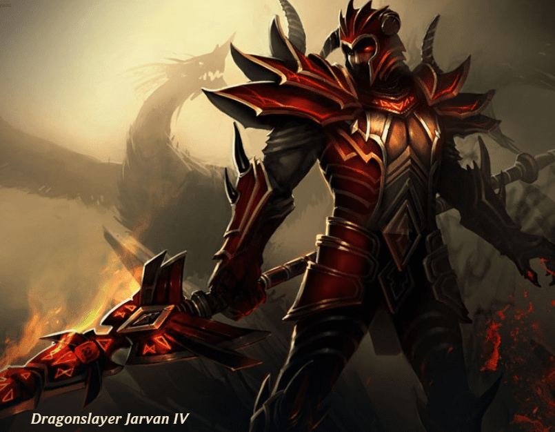 Dragonslayer Skin Jarvan