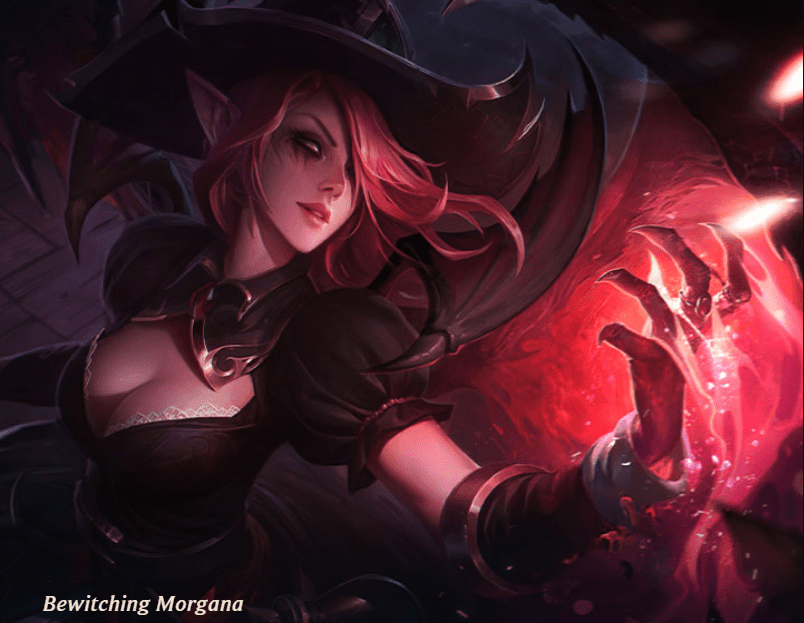 Bewitching Skin Morgana Series