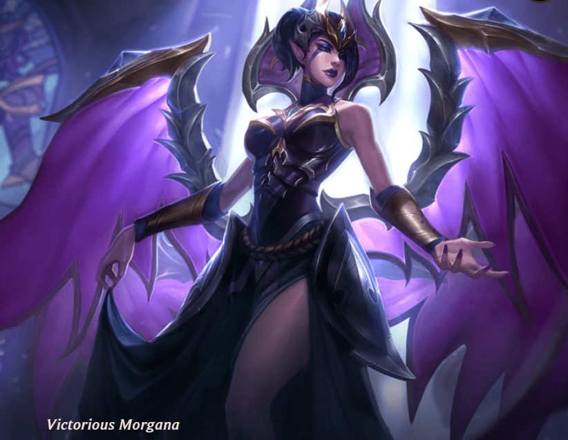 Victorious Skin Morgana Series