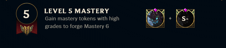 Mastery Five