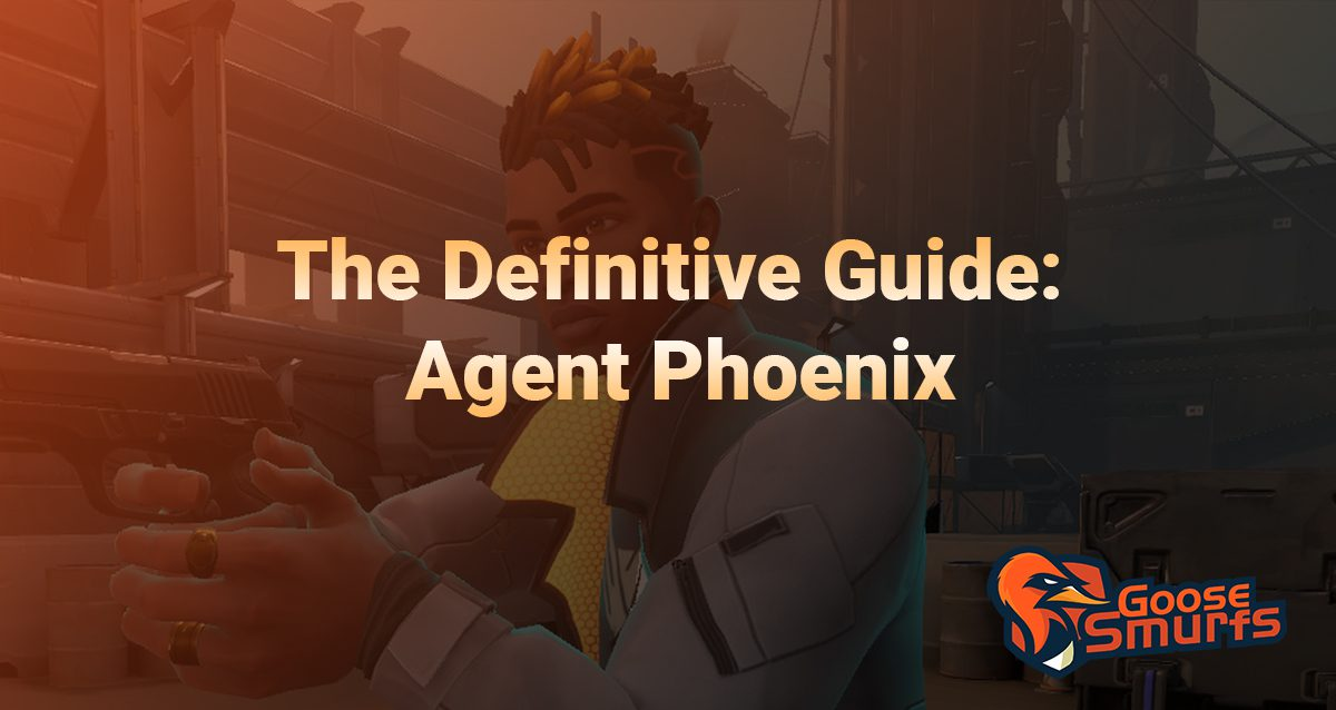 Phoenix Guide on a gradient background