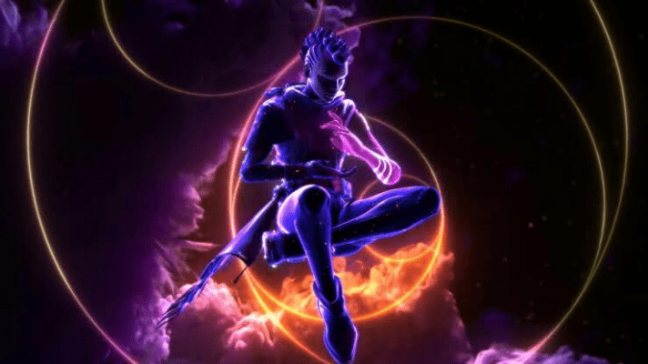 Astra in her astral form